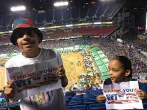 Click To Read More Feedback from Monster Jam - Motorsports/racing