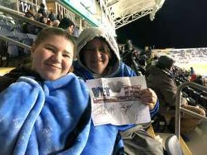 Jennifer attended Philadelphia Union vs Columbus Crew SC - MLS on Mar 23rd 2019 via VetTix