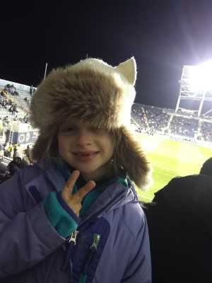 James attended Philadelphia Union vs Columbus Crew SC - MLS on Mar 23rd 2019 via VetTix