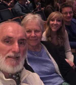 Keith attended Tori Kelly on Mar 22nd 2019 via VetTix