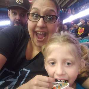 Sonya attended Chicago Wolves vs. Manitoba Moose - AHL - Special Instructions * See Notes on Apr 13th 2019 via VetTix