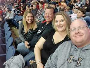 Mike attended Chicago Wolves vs. Manitoba Moose - AHL - Special Instructions * See Notes on Apr 13th 2019 via VetTix