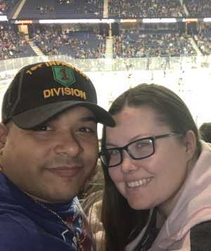 Marissa attended Chicago Wolves vs. Manitoba Moose - AHL - Special Instructions * See Notes on Apr 13th 2019 via VetTix