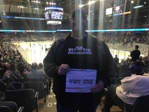Mike Masello attended Chicago Wolves vs. Manitoba Moose - AHL - Special Instructions * See Notes on Apr 13th 2019 via VetTix