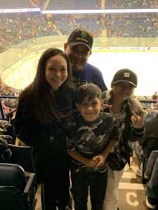 Miguel attended Chicago Wolves vs. Manitoba Moose - AHL - Special Instructions * See Notes on Apr 13th 2019 via VetTix