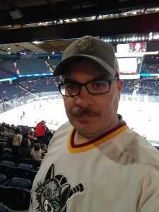 Joshua  attended Chicago Wolves vs. Manitoba Moose - AHL - Special Instructions * See Notes on Apr 13th 2019 via VetTix