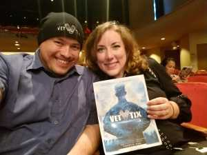 Junior attended Chopin and Schumann on Mar 23rd 2019 via VetTix
