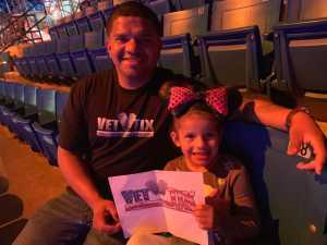 Click To Read More Feedback from Disney on Ice Presents Dare to Dream - Ice Shows