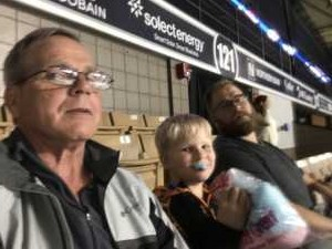 Joseph attended Massachusetts Pirates vs. Carolina Cobras - NAL on Apr 13th 2019 via VetTix