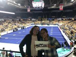 Chuck attended Massachusetts Pirates vs. Carolina Cobras - NAL on Apr 13th 2019 via VetTix