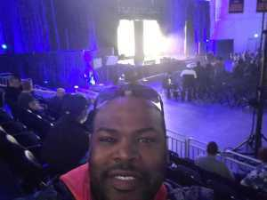 Linwood attended Ring of Honor Wrestling Presents Road to G1 Supercard on Mar 31st 2019 via VetTix