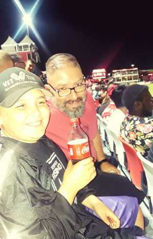 Sergio attended Phoenix Rising vs New Mexico United - USL on Mar 16th 2019 via VetTix