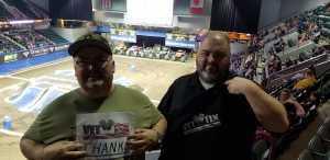 John attended Monster Jam - Motorsports/racing on Apr 27th 2019 via VetTix