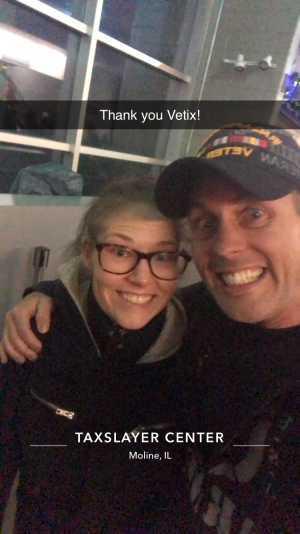 Eric attended Monster Jam - Motorsports/racing on Apr 27th 2019 via VetTix