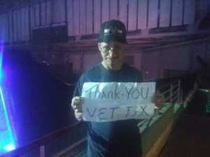 Eric attended Disney on Ice Presents Frozen - Ice Shows on Apr 25th 2019 via VetTix