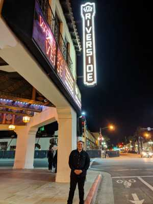 Mel Zavala attended Disney's Dcappella - Other on Mar 15th 2019 via VetTix