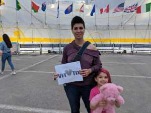 Click To Read More Feedback from Cirque Du Soleil - Luzia A Walking Dream of Mexico