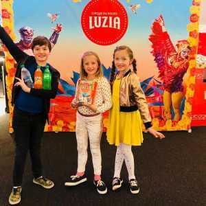 Gregory attended Cirque Du Soleil - Luzia A Walking Dream of Mexico on Mar 19th 2019 via VetTix