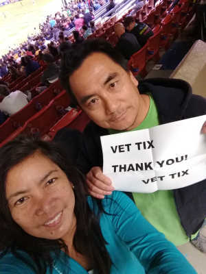Hung attended Las Vegas Lights vs. Seattle Sounders FC 2 - USL on Apr 13th 2019 via VetTix