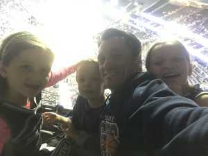 Eric attended Las Vegas Lights vs. Seattle Sounders FC 2 - USL on Apr 13th 2019 via VetTix