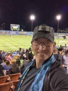 David attended Las Vegas Lights vs. Seattle Sounders FC 2 - USL on Apr 13th 2019 via VetTix