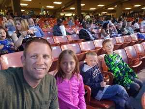 Thomas attended Las Vegas Lights vs. Seattle Sounders FC 2 - USL on Apr 13th 2019 via VetTix