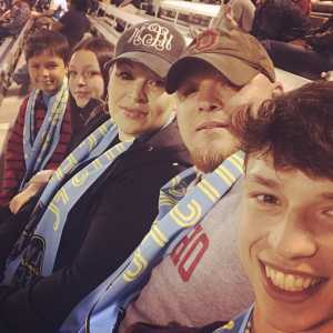 Joshua attended Las Vegas Lights vs. Seattle Sounders FC 2 - USL on Apr 13th 2019 via VetTix