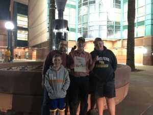Stephen attended Big West Basketball Tournament - Session 7 Men's Championship Game on Mar 16th 2019 via VetTix