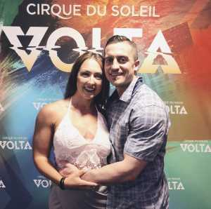 Chris attended Cirque Du Soleil - Volta on Mar 20th 2019 via VetTix