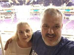 David attended Phoenix Suns vs. Detroit Pistons - NBA on Mar 21st 2019 via VetTix