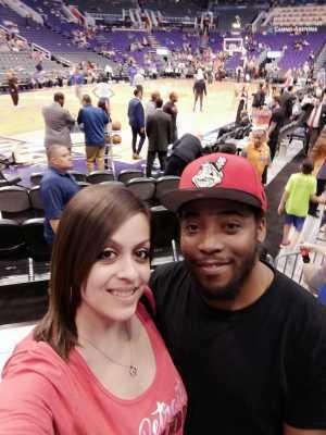 JASON attended Phoenix Suns vs. Detroit Pistons - NBA on Mar 21st 2019 via VetTix