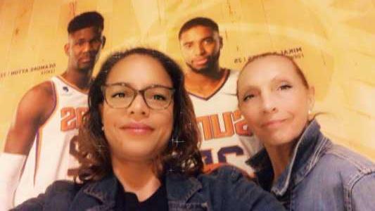 Jill attended Phoenix Suns vs. Detroit Pistons - NBA on Mar 21st 2019 via VetTix