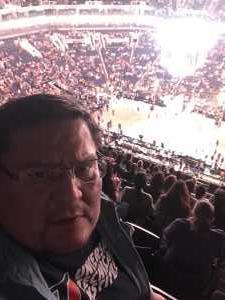 Kendall attended Phoenix Suns vs. Detroit Pistons - NBA on Mar 21st 2019 via VetTix