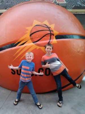 Kuuleme attended Phoenix Suns vs. Detroit Pistons - NBA on Mar 21st 2019 via VetTix