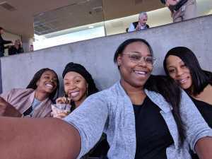constance attended Phoenix Suns vs. Detroit Pistons - NBA on Mar 21st 2019 via VetTix