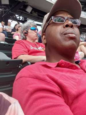 Ronald attended Atlanta Braves vs. Arizona Diamondbacks - MLB on Apr 18th 2019 via VetTix