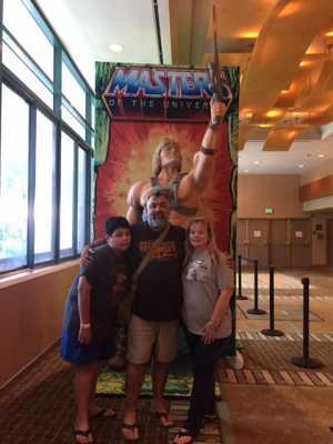 Edgar attended Power - Con 2019 - Day Passes - the He - Man and She - Ra Toy and Comic Book Experience - Sunday Pass on Aug 18th 2019 via VetTix