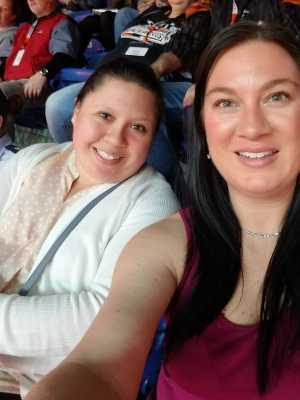 lauren attended New England Black Wolves vs. San Diego Seals - Fan Appreciation Night - National Lacrosse League on Apr 6th 2019 via VetTix