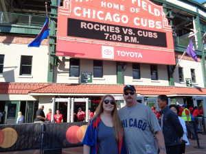 PAUL attended Chicago Cubs vs. Colorado Rockies - MLB on Jun 5th 2019 via VetTix