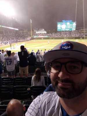Daniel attended Chicago Cubs vs. Colorado Rockies - MLB on Jun 5th 2019 via VetTix