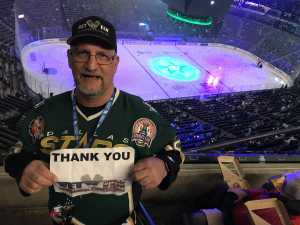 Click To Read More Feedback from Dallas Stars vs. Florida Panthers - NHL