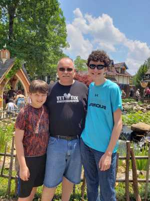 Thomas attended The Georgia Renaissance Festival - Tickets Good for Any Day of Festival on Apr 13th 2019 via VetTix