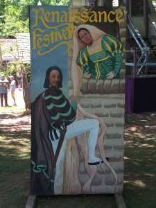 Frank attended The Georgia Renaissance Festival - Tickets Good for Any Day of Festival on Apr 13th 2019 via VetTix
