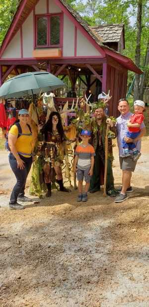David attended The Georgia Renaissance Festival - Tickets Good for Any Day of Festival on Apr 13th 2019 via VetTix
