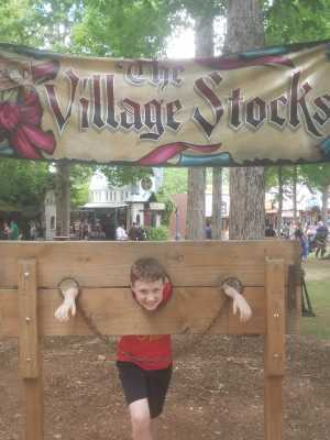 James attended The Georgia Renaissance Festival - Tickets Good for Any Day of Festival on Apr 13th 2019 via VetTix