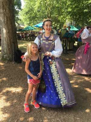 Honora attended The Georgia Renaissance Festival - Tickets Good for Any Day of Festival on Apr 13th 2019 via VetTix