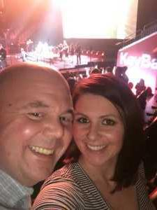 Kevin attended Kelly Clarkson on Mar 21st 2019 via VetTix