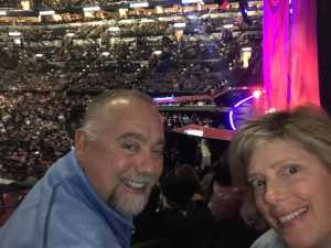 Mark attended P! Nk: Beautiful Trauma World Tour on Mar 21st 2019 via VetTix