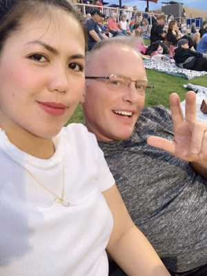 william attended Colorado Rockies vs. Kansas City Royals - MLB Spring Training - Lawn Seating on Mar 20th 2019 via VetTix
