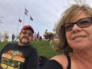James attended Colorado Rockies vs. Kansas City Royals - MLB Spring Training - Lawn Seating on Mar 20th 2019 via VetTix